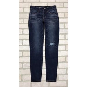 NWT American Eagle Distressed Jegging 00